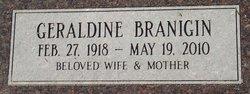 Geraldine <i>Gellatly</i> Branigin