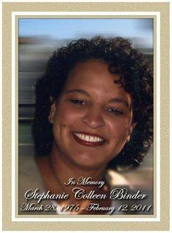 Stephanie Colleen <i>Dawes</i> Binder