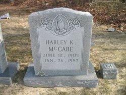 Harley Kingston McCabe