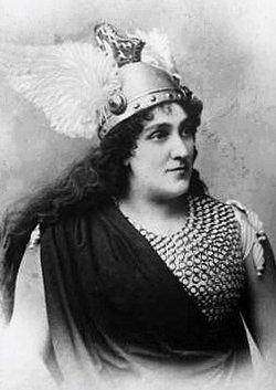 Anna Bahr-Mildenburg