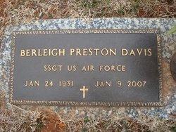 Berleigh Preston Davis