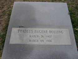 Thadeus Eugene Bolling