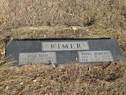 Lula Belle <i>Compton</i> Rimer