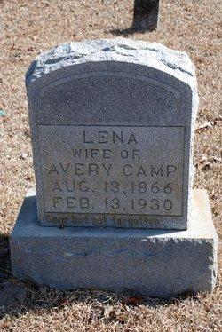 Lena <i>Andrews</i> Camp