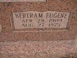 Bertram Eugene Massey