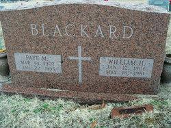 Faye M <i>Fargo</i> Blackard