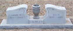 Ammie R <i>Harris</i> Crowley
