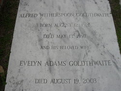 Evelyn <i>Adams</i> Goldthwaite