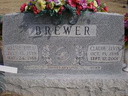 Dalsie Rhea <i>Oller</i> Brewer