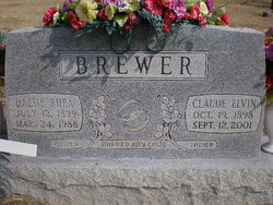 Claude Elvin Brewer