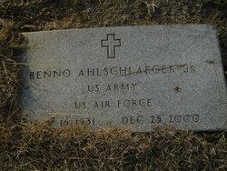 Benno Ahlschlaeger, Jr