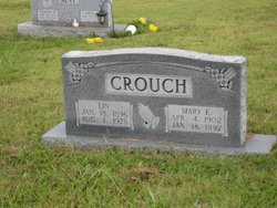 Mary Crouch