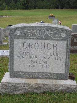 Calvin Crouch