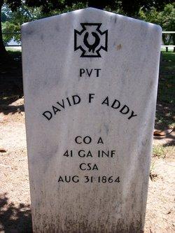 David F. Addy