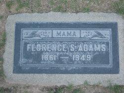 Florence S. Adams