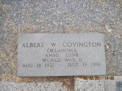 Albert Wayne Covington