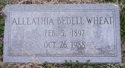 Alleathia <i>Bedell</i> Wheat