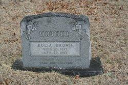 Rolia Brown