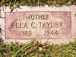 Ella C Taylor