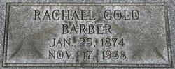 Rachel <i>Gold</i> Barber