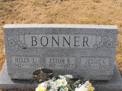 Jessie C <i>Cosner</i> Bonner