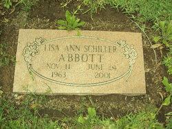 Lisa Ann <i>Schiller</i> Abbott
