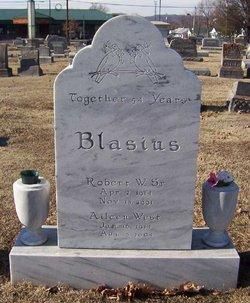 Aileen <i>West</i> Blasius