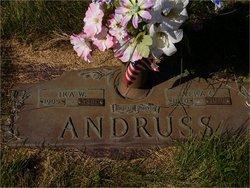 Vera Caroline <i>Burgess</i> Andruss