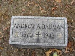 Andrew A Bauman