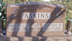Clayton Means Askins