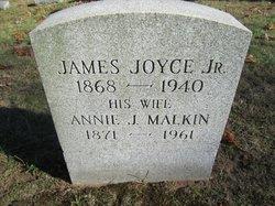 Annie J <i>Malkin</i> Joyce