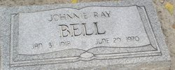 Johnnie Ray Bell