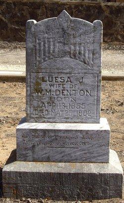 Luesa Josephine <i>Pounders</i> Denton
