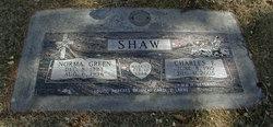 Norma <i>Green</i> Shaw