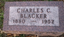 Charles C Blacker