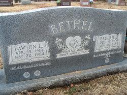 Beulah Lea <i>Pemberton</i> Bethel