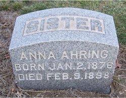 Anna Ahring