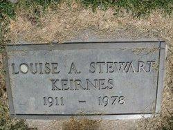 Alta Louise <i>Snyder</i> Stewart Keirnes