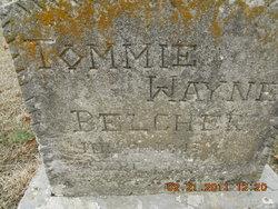 Tommie Wayne Belcher