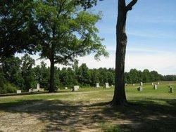 Bush River Baptist Church Cemetery (New Section)