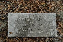 Laura L Lou <i>Rich</i> Chance
