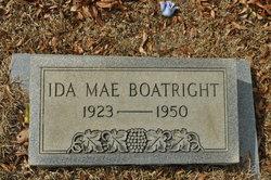 Ida Mae <i>Rich</i> Boatright