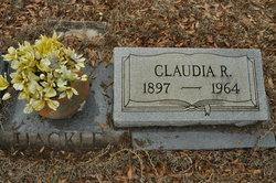 Claudia <i>Rich</i> Hackle