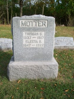 Thomas S Motter