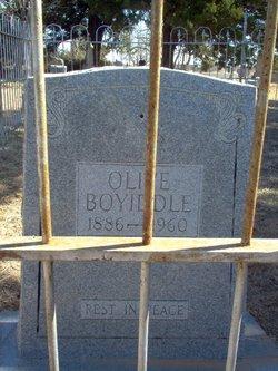 Olive Boyiddle