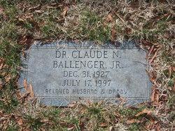 Dr Claude Newton Ballenger, Jr