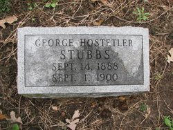 George Hostetler Stubbs