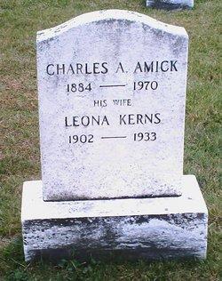 Leona <i>Kerns</i> Amick