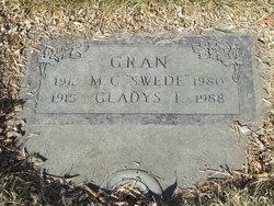 Gladys Irene <i>Parker</i> Gran