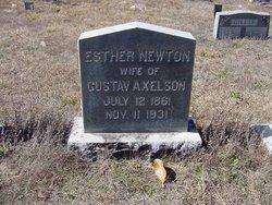 Esther <i>Newton</i> Axelson